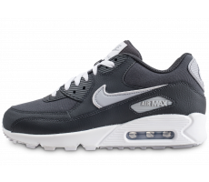 best website 7e1a5 7d7d3 Chaussures Nike Air Max 90 Essential Wolf grey anthracite