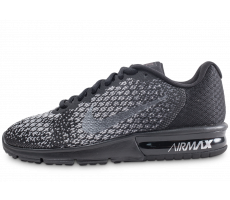 Chaussures Nike Air Max Sequent 2 noire