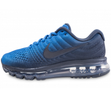 Chaussures Nike Air Max 2017 obsidian blue