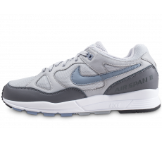 new products 9dca5 ff135 Chaussures Nike Air Span 2 grise