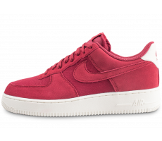 Chaussures Nike Nike Air Force 1 '07 Suede rouge
