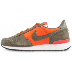 Chaussures Nike Air Vortex orange et kaki