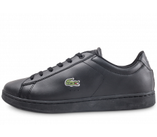 Chaussures Lacoste Carnaby Evo noir junior