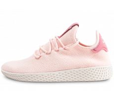 Chaussures adidas Pharrell Williams Tennis Hu rose femme
