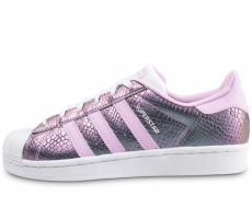 adidas superstar fushia