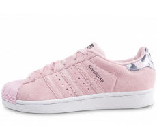 Chaussures adidas Superstar rose junior