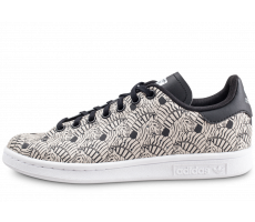 Chaussures adidas Stan Smith Zébres junior