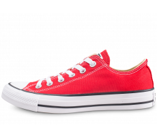 Chaussures Converse Chuck Taylor All Star Low rouge