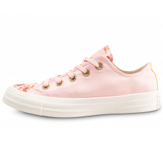 Chaussures Converse Chuck Taylor All Star Low Parkway Floral rose femme