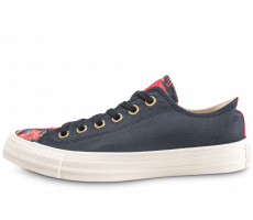 Chaussures Converse Chuck Taylor All Star Low Parkway Floral bleu femme