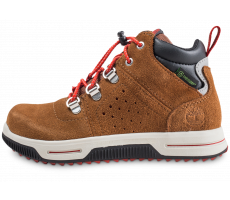 Chaussures Timberland City Stromper Mid marron enfant