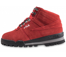 Chaussures Fila Fitness Hiker rouge femme