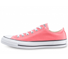 Chaussures Converse Chuck Taylor All Star low rose clair