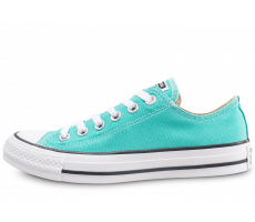 Chaussures Converse Chuck Taylor All Star Low bleu turquoise