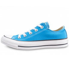 Chaussures Converse Chuck Taylor All Star Low bleue