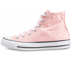 Chaussures Converse Chuck Taylor All Star High rose pâle