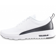 Chaussures Nike Air Max Thea blanche et noire