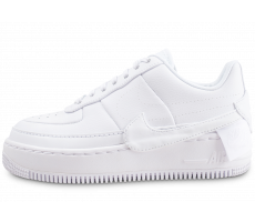 Chaussures Nike Air Force 1 Jester XX blanche femme