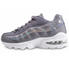Chaussures Nike Air Max 95 grise junior