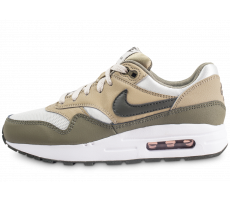 Chaussures Nike Air Max 1 Medium Olive junior