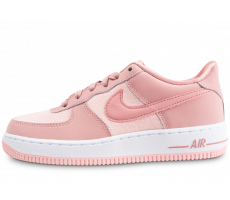 Chaussures Nike Air Force 1 LV8 rose junior