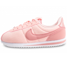 Chaussures Nike Cortez basic Txt SE rose junior