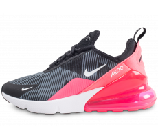 Chaussures Nike Air Max 270 Knit Jacquard rose