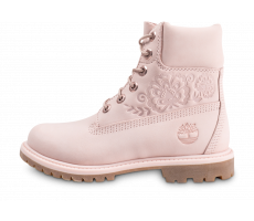 Chaussures Timberland 6Inch Premium Boots rose femme