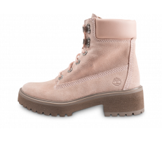 Chaussures Timberland Carnaby Cool rose femme
