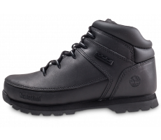 Chaussures Timberland Euro Sprint Hiker noir Junior