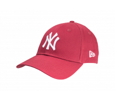 Accessoires New Era Casquette League Essential New York Yankees bordeaux