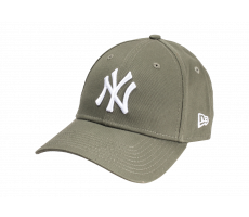 Accessoires New Era Casquette New York Yankees Essential 9Forty kaki