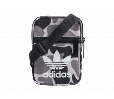 Accessoires adidas Sacoche Festival camouflage grise