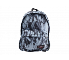 Accessoires Eastpak Sac à dos Out Of Office gris plumes