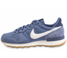 Chaussures Nike Internationalist W bleu marine