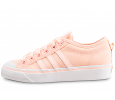 Chaussures adidas Nizza Low orange femme