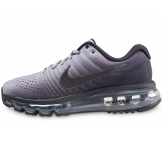 Chaussures Nike Air Max 2017 grise junior
