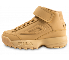 Chaussures Fila Disruptor 2 Clay Low beige femme