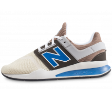 Chaussures New Balance MS247NMC marron