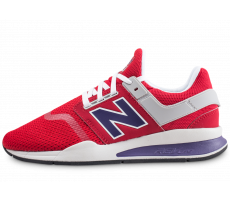 Chaussures New Balance MS247NMT rouge