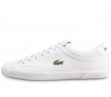 Chaussures Lacoste Angha blanche