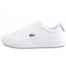 Chaussures Lacoste Carnaby Evo cuir blanc