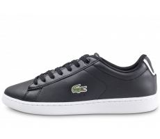 Chaussures Lacoste Carnaby EVO noires