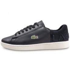 Chaussures Lacoste Carnaby Evo noire