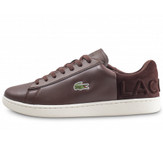 Chaussures Lacoste Carnaby Evo marron