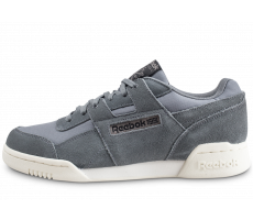 Chaussures Reebok Workout Plus carbone