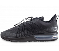 Chaussures Nike Air Max Sequent 4 Shield noire