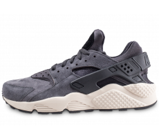 Chaussures Nike Air Huarache Run Premium gris