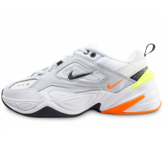 Chaussures Nike M2K Tekno Pure Platinium Volt Orange