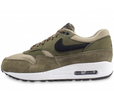 Chaussures Nike Air Max 1 olive femme